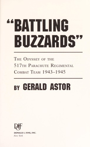 Battling buzzards by Gerald Astor