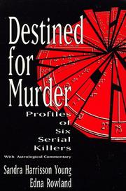 Cover of: Destined For Murder
