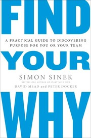 Cover of: Find Your Why |