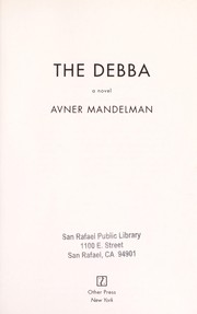 Cover of: The Debba