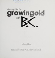 Cover of: Johnny Hart's growing old with B.C: A 50 Year Celebration