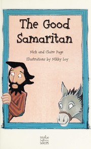 Cover of: The good Samaritan | Nick Page