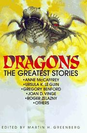 Cover of: Dragons: The Greatest Stories