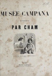 Cover of: Le Musée Campana