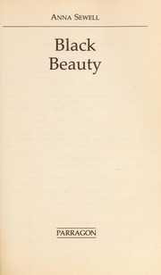 Cover of: Black Beauty / a fairy tale for a land-baby / Charles Kingsley |