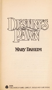 Cover of: Destiny's pawn