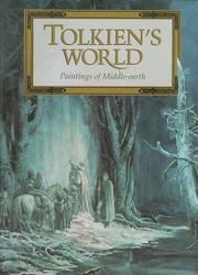Cover of: Tolkien's World: Paintings of Middle-Earth