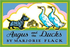 Angus and the Ducks by