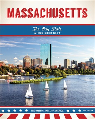 Massachusetts The Bay Sstate by