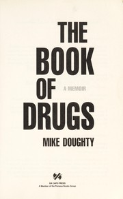 Cover of: The book of drugs