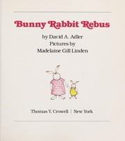 Cover of: Bunny Rabbit Rebus