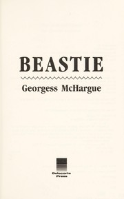 Cover of: Beastie | Georgess McHargue