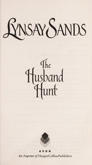 Cover of: The husband hunt | Lynsay Sands