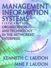 Cover of: Management Information Systems | Kenneth C. Laudon