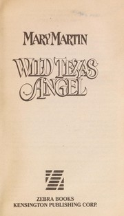 Cover of: Wild Texas angel