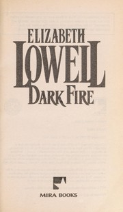 Cover of: Dark Fire | Lowell