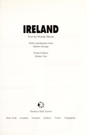 Cover of: Ireland (Travel Bug Travel Guides)