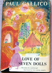 Cover of: Love of Seven Dolls by Paul Gallico
