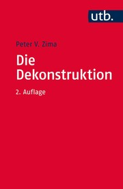 Cover of: Die Dekonstruktion