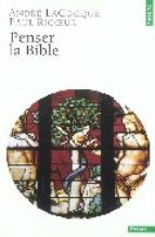 Cover of: Penser la bible by