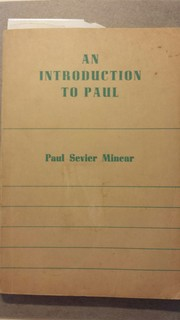Cover of: An introduction to Paul