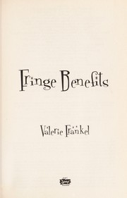 Cover of: Fringe benefits