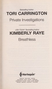 Cover of: Private Investigations