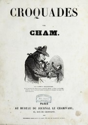 Cover of: Croquades