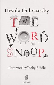 Cover of: The word snoop
