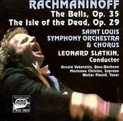 Cover of: The bells, op. 35; The Isle of the dead : symphonic poem, op. 29 |
