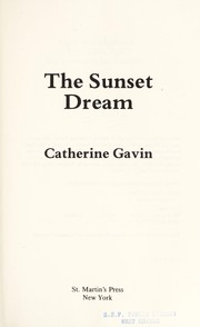Cover of: The sunset dream
