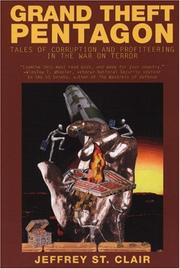 Cover of: Grand Theft Pentagon :Tales of Corruption and Profiteering in the War on Terror
