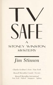 Cover of: TV safe