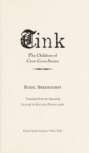 Cover of: Tink | Bodil Bredsdorff