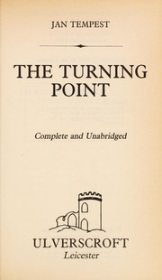 Cover of: The Turning Point | Jan Tempest