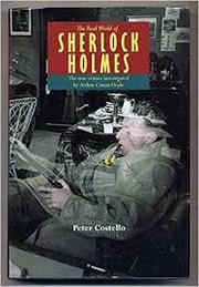Cover of: The real world of Sherlock Holmes | Peter Costello