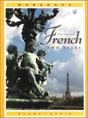 Cover of: French Two Years (527W)