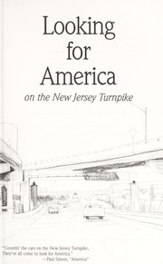 Cover of: Looking for America on the New Jersey Turnpike | Angus K. Gillespie