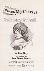 Cover of: February friend