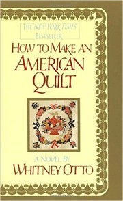 Cover of: How to make an American quilt | Whitney Otto
