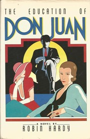 Cover of: The education of Don Juan | Robin Hardy