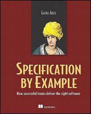 Cover of: Specification by example
