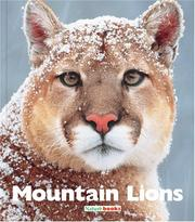 Cover of: Mountain Lions (Naturebooks) | Maura Gouck