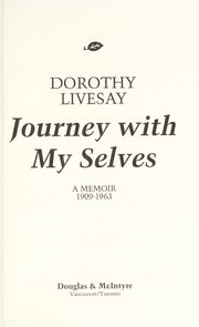 Cover of: Journey with my selves: a memoir, 1909-1963