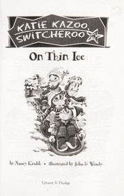 Cover of: On thin ice