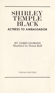 Cover of: Shirley Temple Black