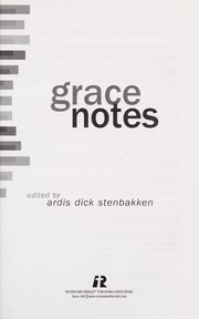 Cover of: Grace notes |