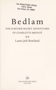 Cover of: Bedlam