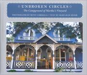 Cover of: Unbroken Circles  | Mary-Jean Miner