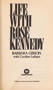 Cover of: Life with Rose Kennedy
